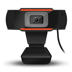 Upgrade USB2.0 HD webcam Camera webcam met microfoon voor computer Laptop Desktop