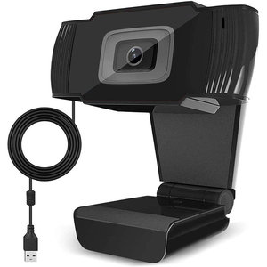5 Megapixel 1080P HD Webcam Conference Video Calling Computer Camera met microfoon